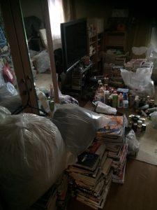 12月27日二宮町 T様宅にて回収作業