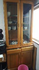 食器棚・ダイニングセット画像