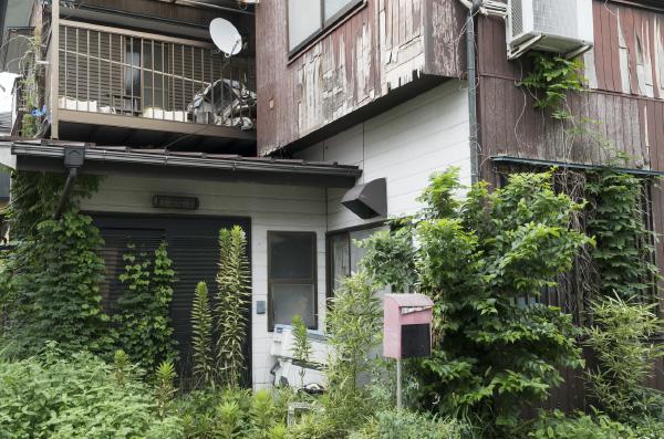 建物の老朽化