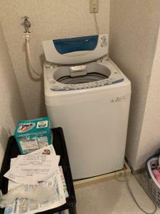 2020年11月18日 神奈川県鎌倉市I様 洗濯機設置事例